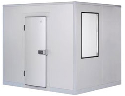 Холодильные камеры замкового типа