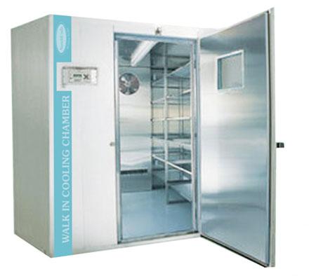 Промышленное охлаждение - холодильные камеры и системы