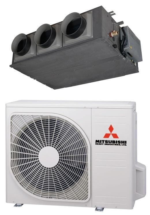 Mitsubishi heavy industries кондиционеры